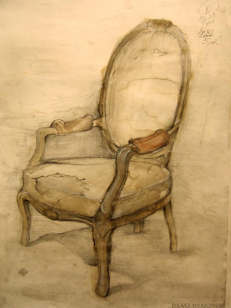 CHAIR / krzesło